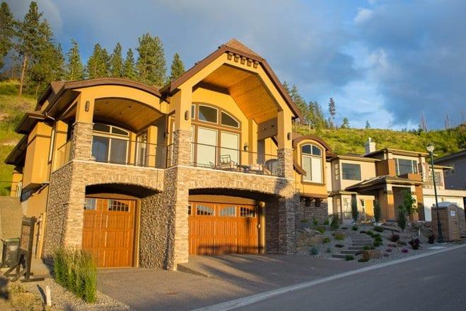 Kelowna Custom Home Builder | Cherry Lane Homes | Cherry Lane Custome Home Builders Kelowna Okanagan Rendering of 5639 Jasper Way 1